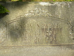 Harry Newberg