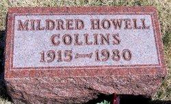 Mildred Fern <i>Howell</i> Collins