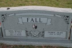 Don Wyatt Fall