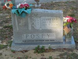 Jerry Lee Posey