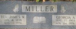 Rev James Walter Miller, Sr