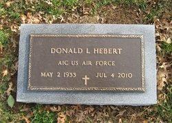 Donald Leo Buddy Hebert