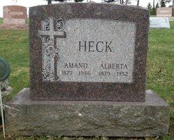 Alberta <i>Knauer</i> Heck