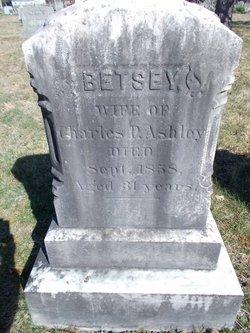 Betsey <i>Russell</i> Ashley