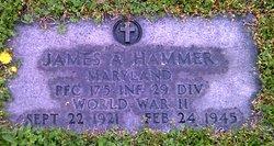PFC James A. Hammer