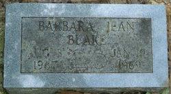Barbara Jean Blake