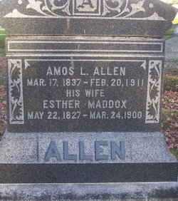 Amos Lawrence Allen