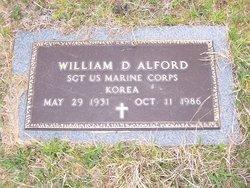 William Donald Alford