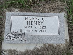 Harry Gale Henry