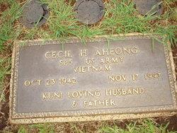 Cecil H Aheong