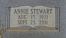 Annie <i>Stewart</i> Barber
