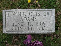 Lonnie Otis Adams