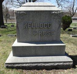 Helen Melvina <i>Hogmire</i> Kellogg