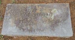 Julius Martin Minish