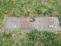 Alice Gertrude <i>Bowden</i> Deskins