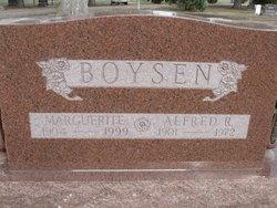 Alfred R. Nig Boysen