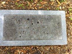Mary Etta <i>King</i> Smith