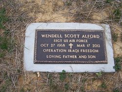 Wendell Scott Scottie Alford