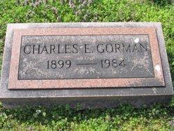 Charles E Charlie Gorman