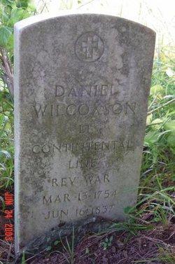 Lieut Daniel Wilcoxson, Sr