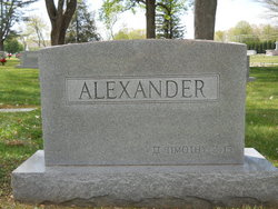 Genevra Floreine Flo <i>Rankin</i> Alexander
