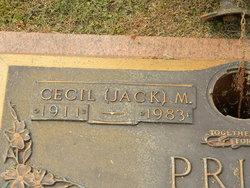 Cecil Jack Price