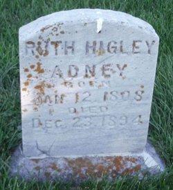 Ruth <i>Higley</i> Adney