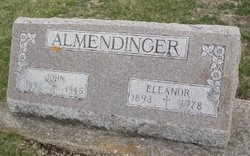 Eleanor Olive <i>Scott</i> Almendinger