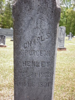 Charles Spurgeon Henley