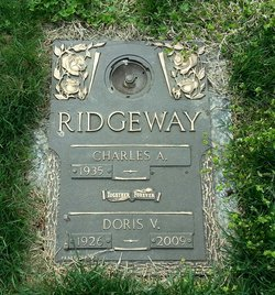 Doris Virginia <i>Dunn</i> Ridgeway