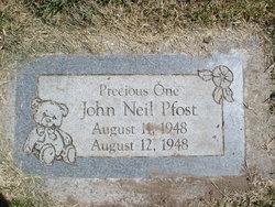 John Neil Pfost