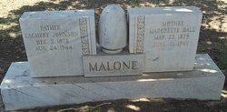 Zachery Johnson Malone