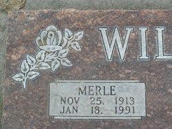 Merle Willis