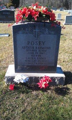 Laura Rebecca <i>Ennis</i> Posey