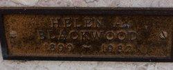 Helen A Blackwood