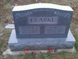 Pearl D <i>Eldridge</i> Clarke Hurt