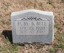 Ruby <i>Bogle</i> Bell