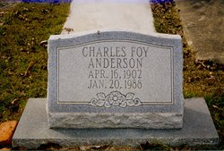 Charles Foy Anderson