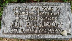 Solomon Kalmikoff