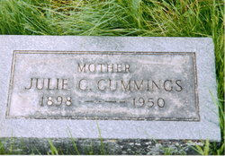 Julia Christina <i>Kroetsch</i> Cummings