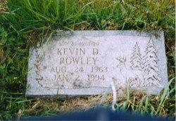 Kevin Rowley