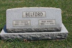 Mildred Fern <i>Erskine</i> Belford
