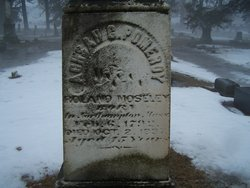 Achsah Clark <i>Pomeroy</i> Moseley