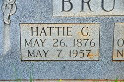 Hattie G. Bruce