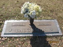 Velma <i>Spiers</i> Baughman