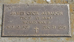 James Cecil Albaugh