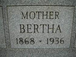 Bertha <i>Schaaf</i> Adolph