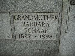 Barbara Schaaf