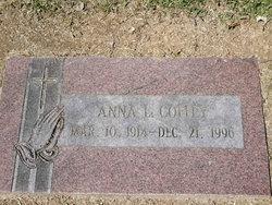Anna E Coffey