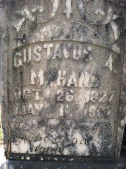 Gustavus Adolphus Myhand